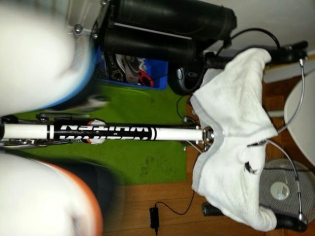 ...and the reality of turbo training for most of us.