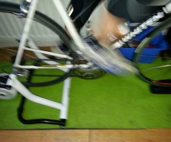 It's all a blur! Pushing it on the turbo will have massive benefits out on the road.