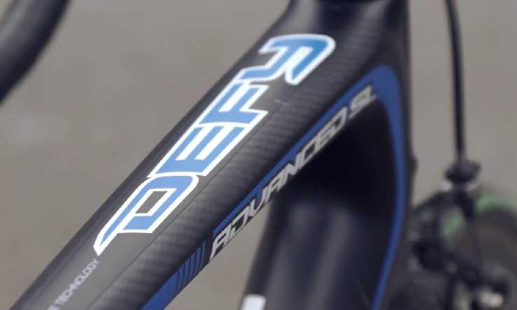 Team Giant-Shimano Test Classics Equipment