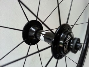 3T Accelero 40 front hub