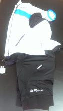 De Marchi Veloce shirt and shorts