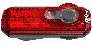 Fly6 HD Camera Tail-Light