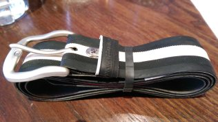 Vittoria Corsa CX belt made for Paul Smith no less!