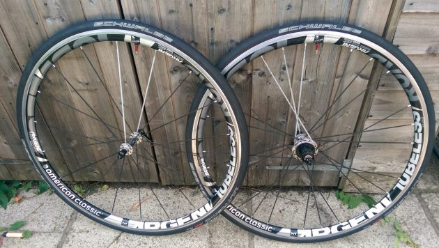 American Classic Argent Tubeless wheels