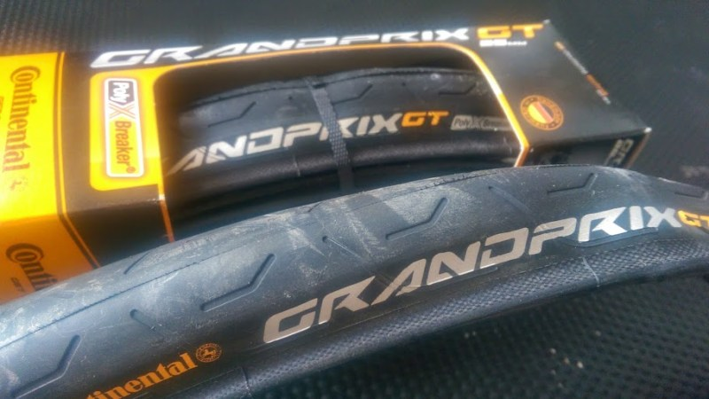 Continental Grand Prix GT Tyre