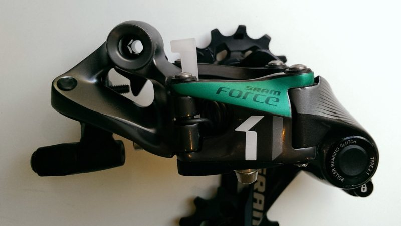 SRAM Force CX1  Preview