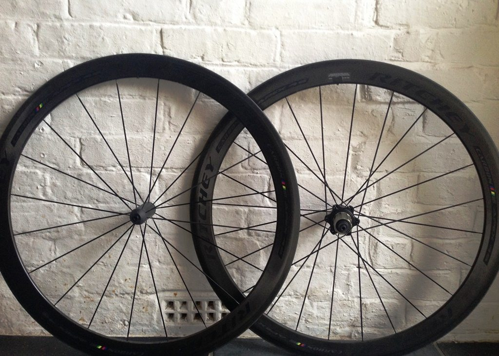 Ritchey WCS Apex II 46mm Wheelset