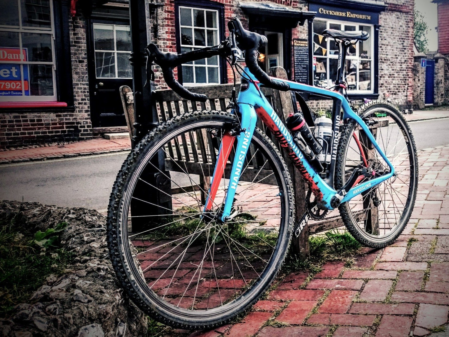 Going Cyclo-Cross Tubeless