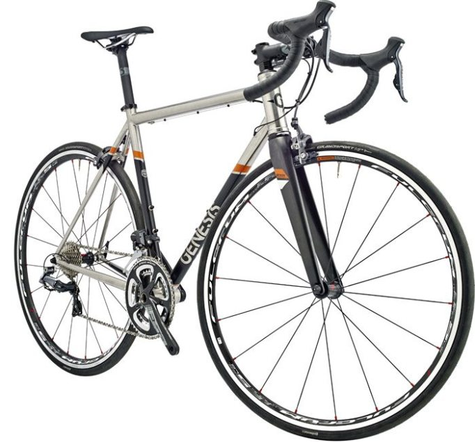 The Volare from Genesis, part of the stainless steel frame revolution