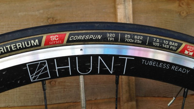 HUNT Race Season Aero Wide Road Wheelset