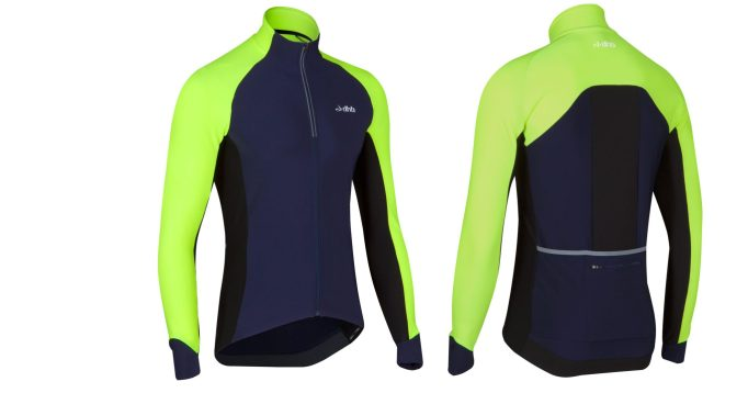 The Aeron Roubaix Long Sleeve Jersey shares a lot of the Full Protection  Softshell technology  ba65ff3e3