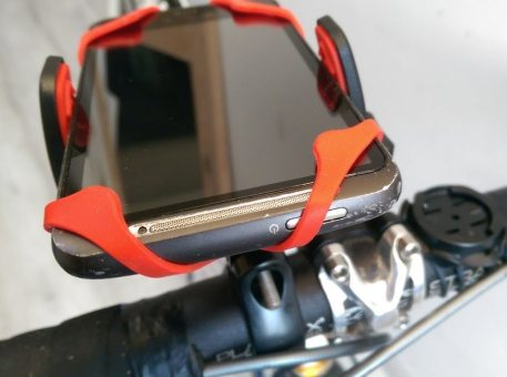 OSOCYCLO Smart Phone Handlebar Mount
