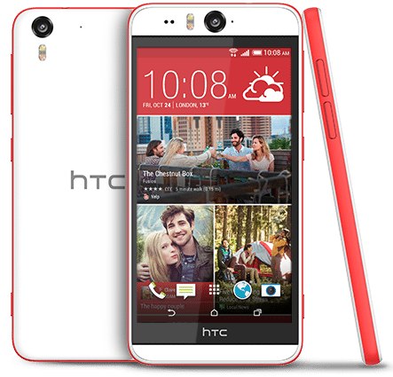While not the latest phone out there, the HTC Desire Eye has a lot going for it