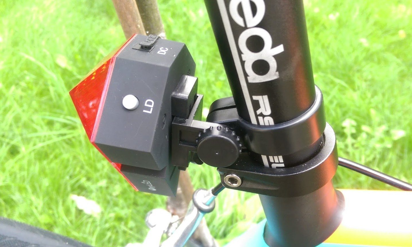 OxyLED Rechargeable Bike Tail Light