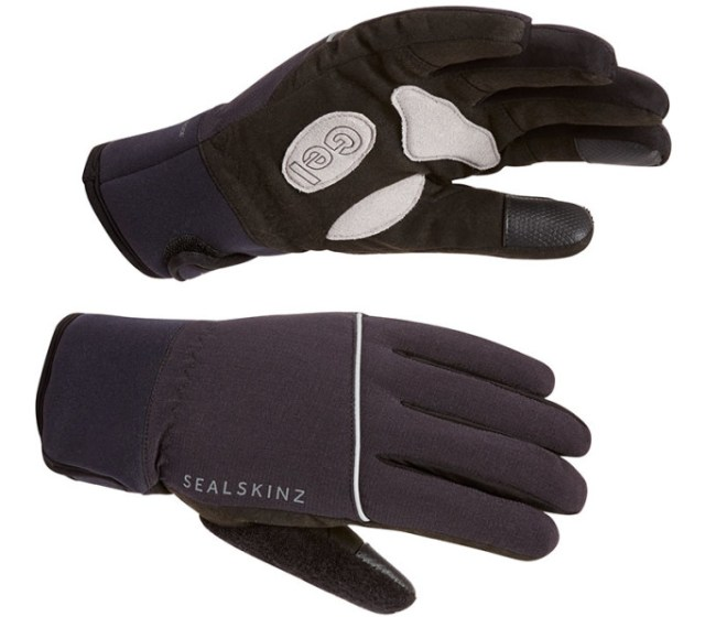 The Sealskinz Winter Cycle Gloves have proved to be real cold weather items