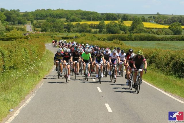 Although not hilly, the wind over the Fens could cause problems if it chooses to blow