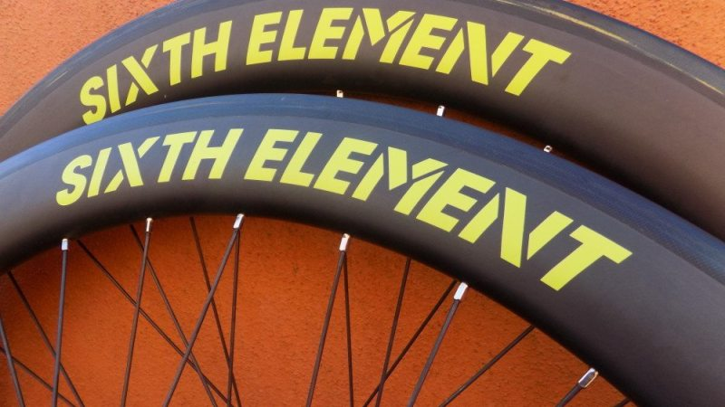 Sixth Element Cross Wheelset Preview