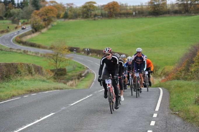 The Marmotte Ecosse will offer riders the chance to race over closed roads in Scotland
