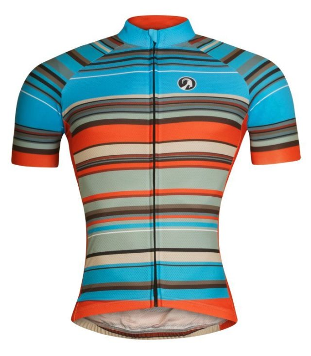 Stolen Goat Bodyline Jersey certainly stands out with it's Hypervelocity design