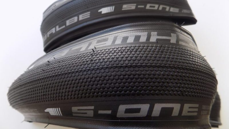 Schwalbe S One Preview