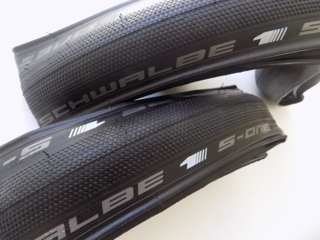 The Schwalbe S One is designed for fast riding over less than perfect surfaces, should be perfect for cobbled sportives