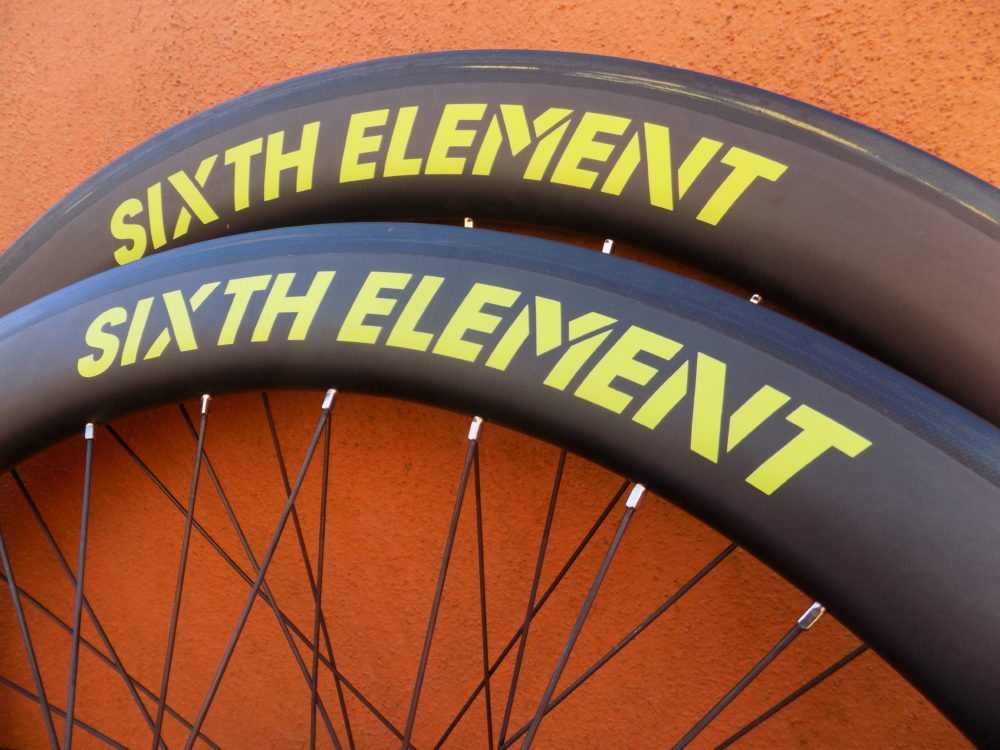 Sixth Element Cross Wheelset Review