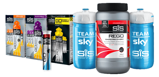 Try out your refuelling before your big ride. Not all gels are the same