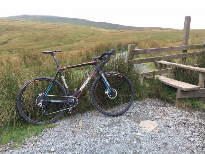 Alan's equipment choices have been made after many years of tackling the Three Peaks