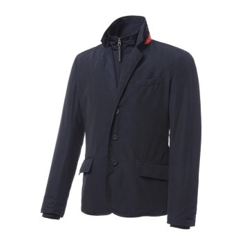 The Tucano Urbano Pignone water-repellent thermal blazer, is a smart looking jacket that doesn't scream CYCLIST!