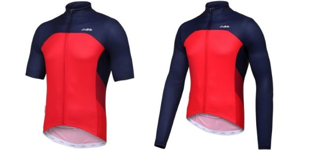 The Aeron Sportive jerseys come in male and female fit
