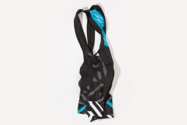 The shorts had a comfortable chamois, that was a bit longer; maybe to stop chafing during the run section of a triathlon?