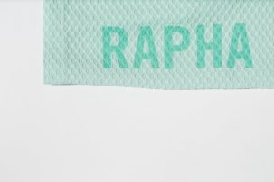 Quality materials are used throughout, as you would expect from Rapha. The textured pattern on the arms is there for a reason, not just to look pretty