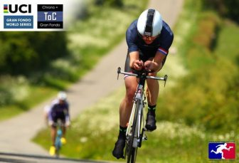 The Tour of Cambridgeshire's Chrono events also run on fully closed roads