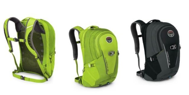 The Osprey momentum 26 comes in two colours, but green will get you noticed