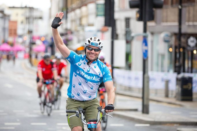 Would you choose to ride the 100 mile Prubetial RideLondon on a Brompton?