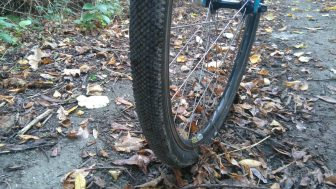Got a rough track that needs hammering? The G Ones are your tyre