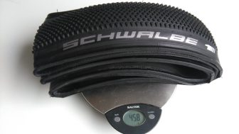 The G Ones came in at 458g, a whole 2g under the stated weight. Marginal gains anyone?