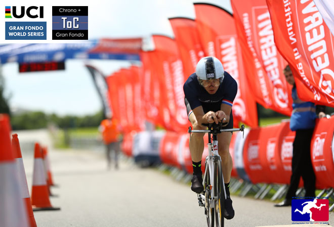 The Tour of Cambridgeshire's Team Chrono event will take place on the closed roads of the individual Chrono event