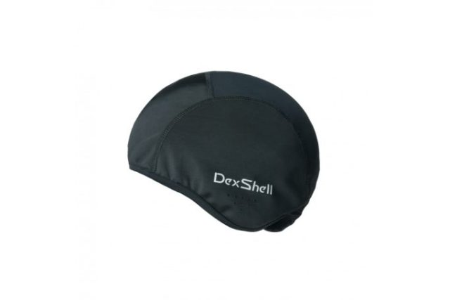 The Dexshell Skull Cap, uses a mix of materials to keep you warm, but not sweaty