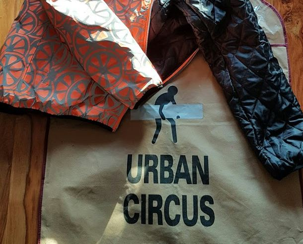 Urban Circus Le Jongleur Jacket Preview