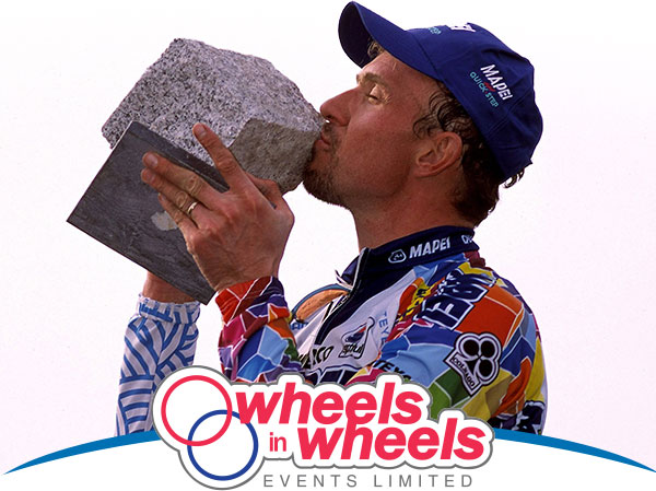 Johan Museeuw will be at the 2017 Wheels in Wheels cycling camp