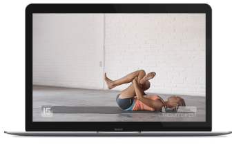 Aftre hammering yourself with the Sufferfest App, you can relax with one of their yoga videos