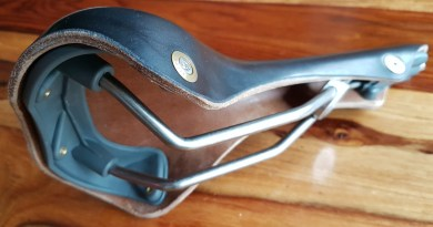 Gilles Berthoud Galibier Saddle