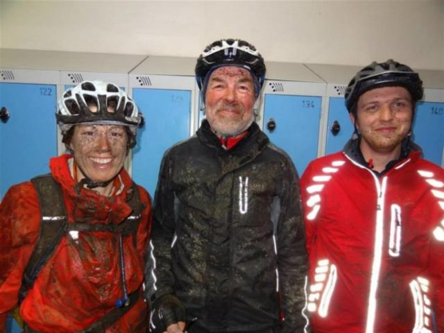 Whatever the weather, you'll have a great time on a Sportive Cross