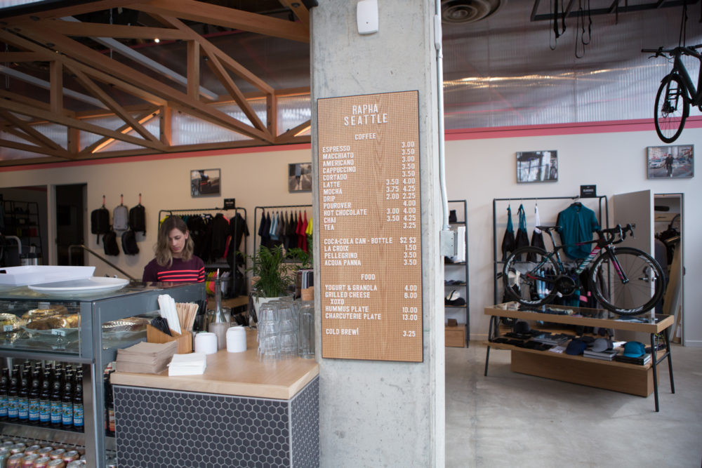 Rapha Seattle Clubhouse Opening