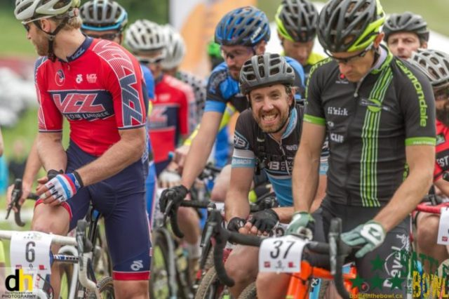 Fact: 'Cross racers are a friendly bunch