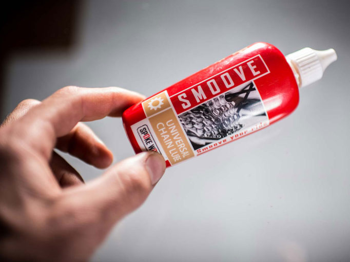 Could this little red bottle of Smoove Lube solve all your lube problems?