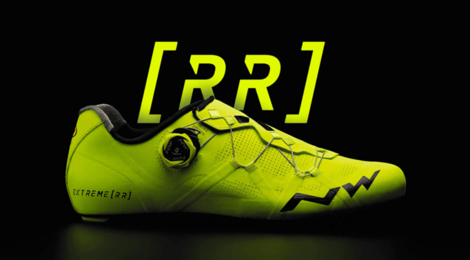 The Northwave Extreme RR in yellow