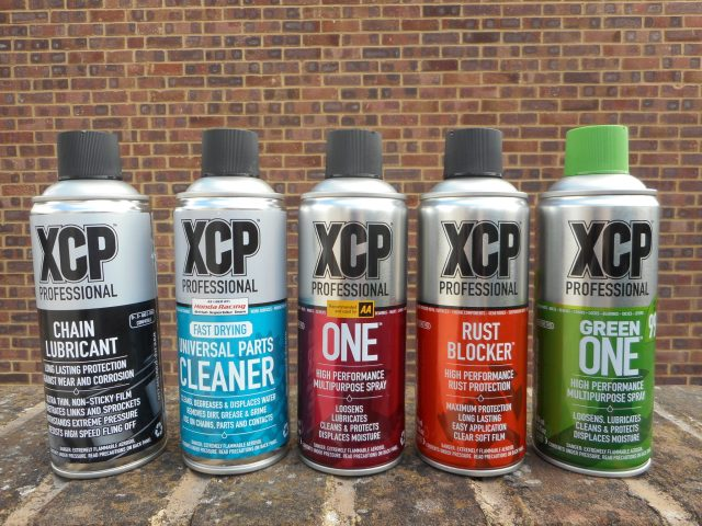 The XCP Professional range