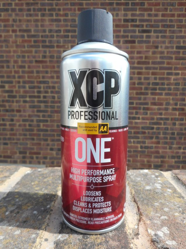 XCP Professional ONE High Performance Multipurpose Spray